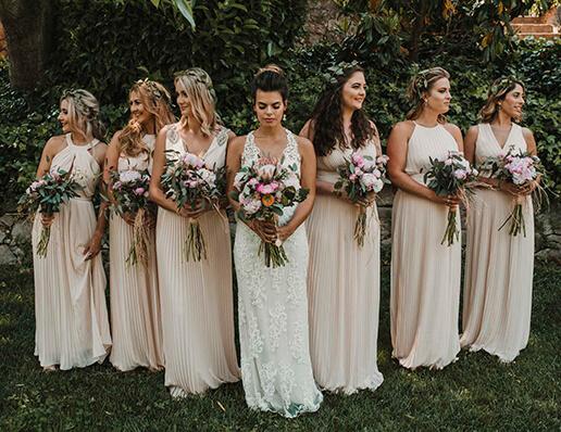 El ramo de la novia, indispensable